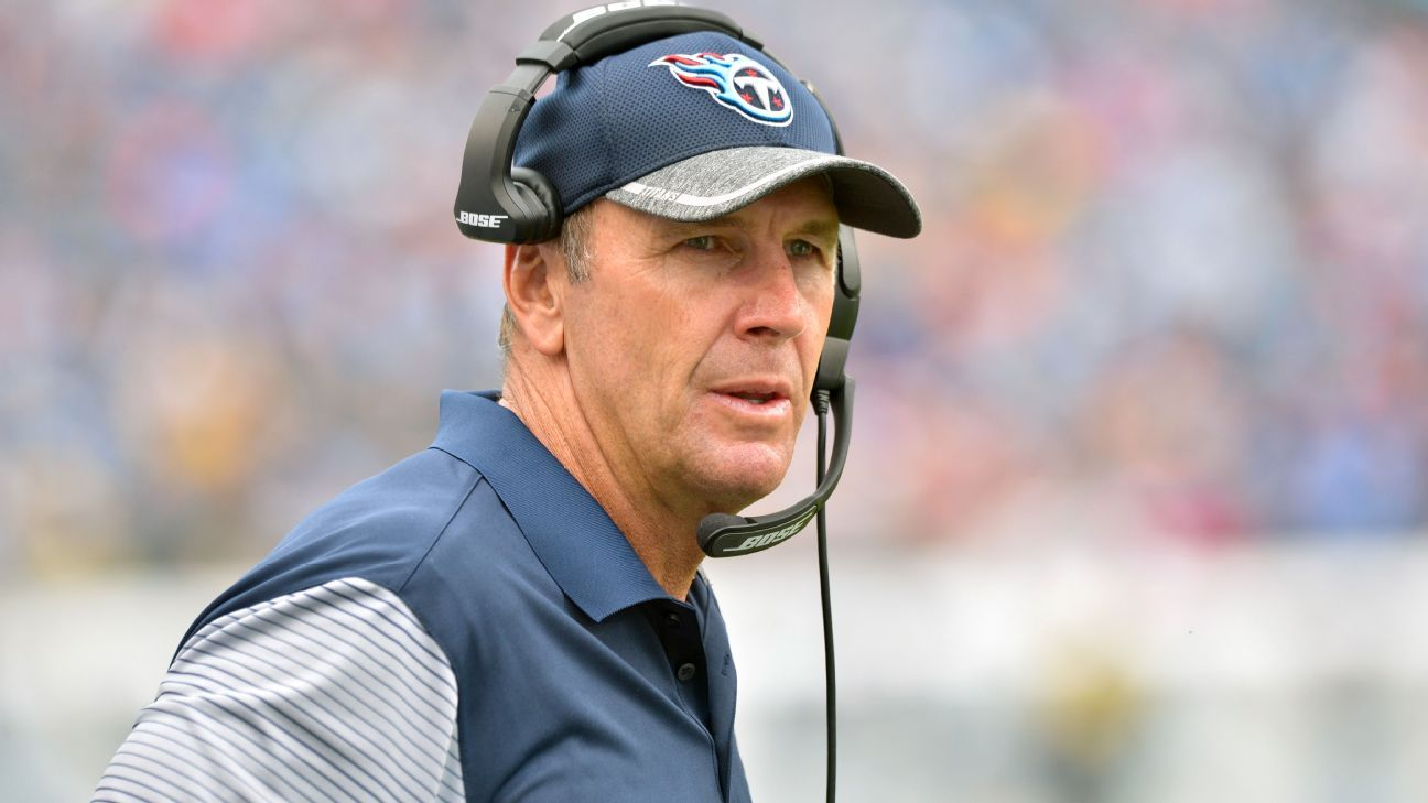 Mularkey, Titans mutually agree to part ways
