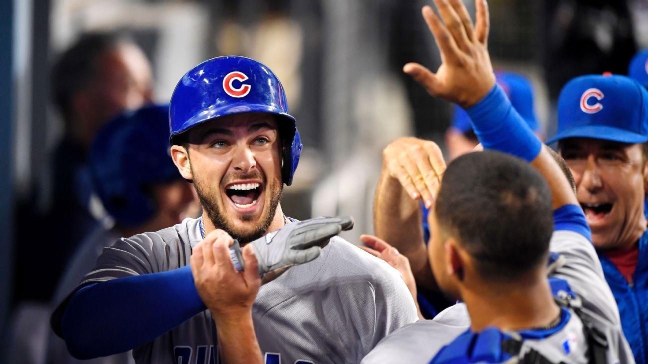 Chicago Cubs' hottest (Kris Bryant), coldest (Jason Heyward) key win - Chicago Cubs Blog- ESPN