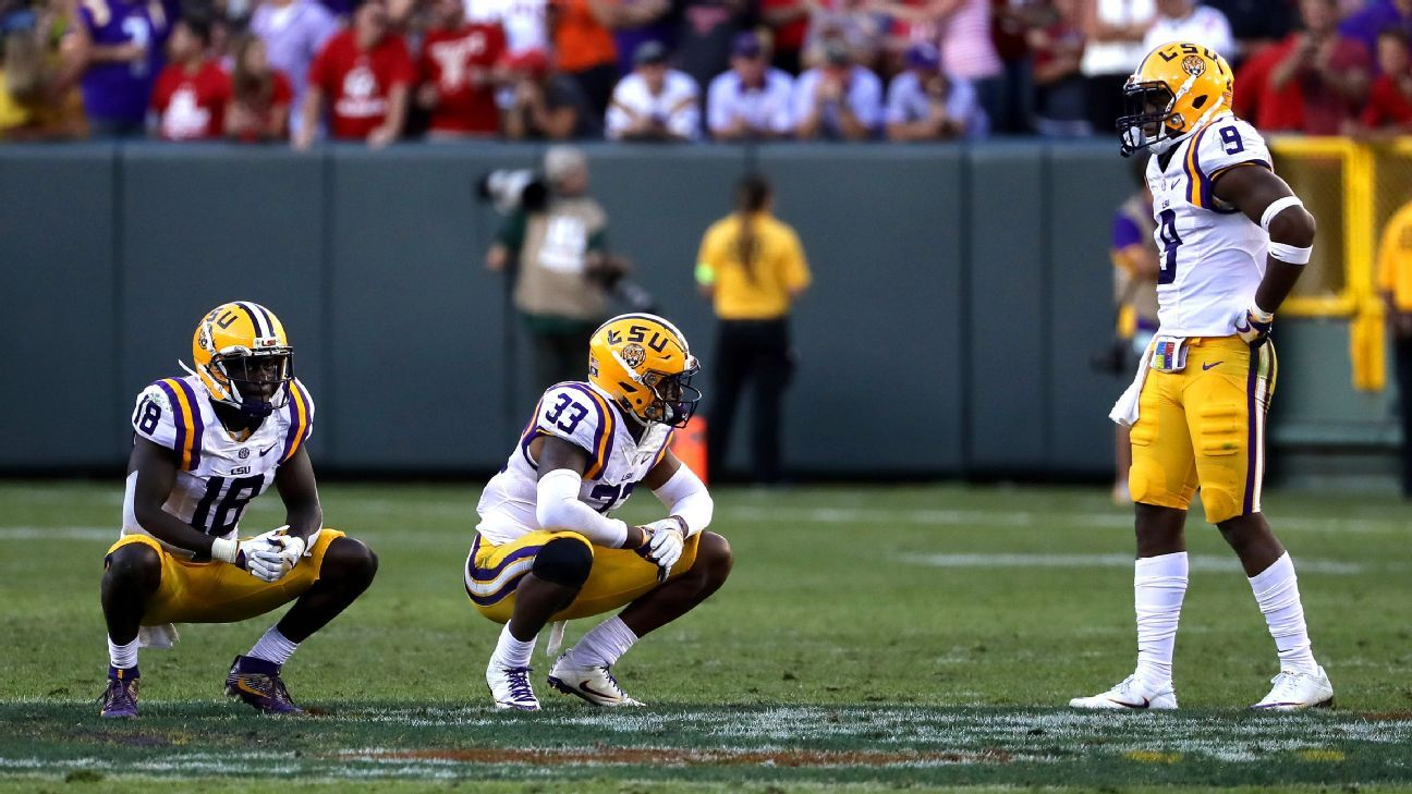 Lingering questions for the top 25 college football teams