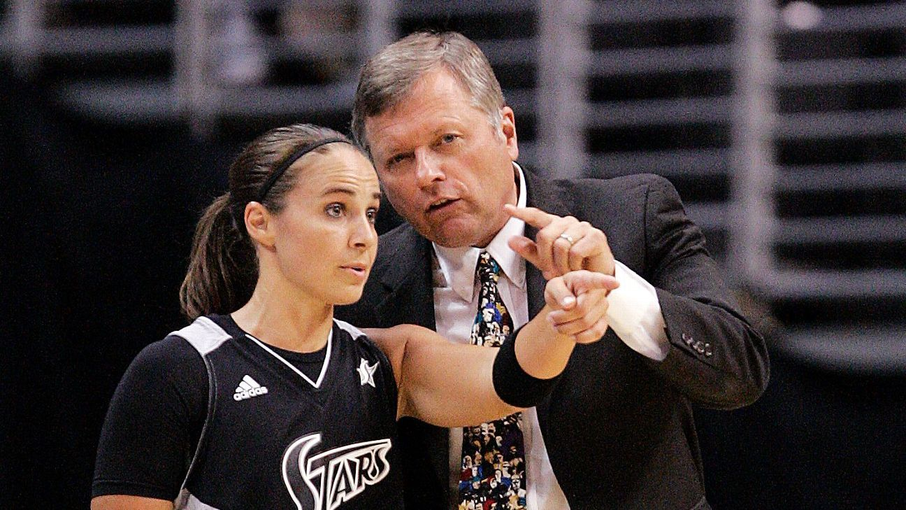 Seattle Storm to hire Dan Hughes as next coach