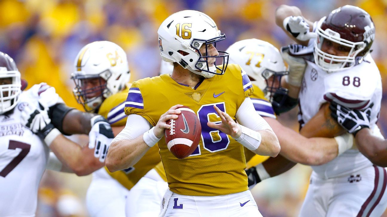 Danny Etling's willingness to spread it around is sparking ...