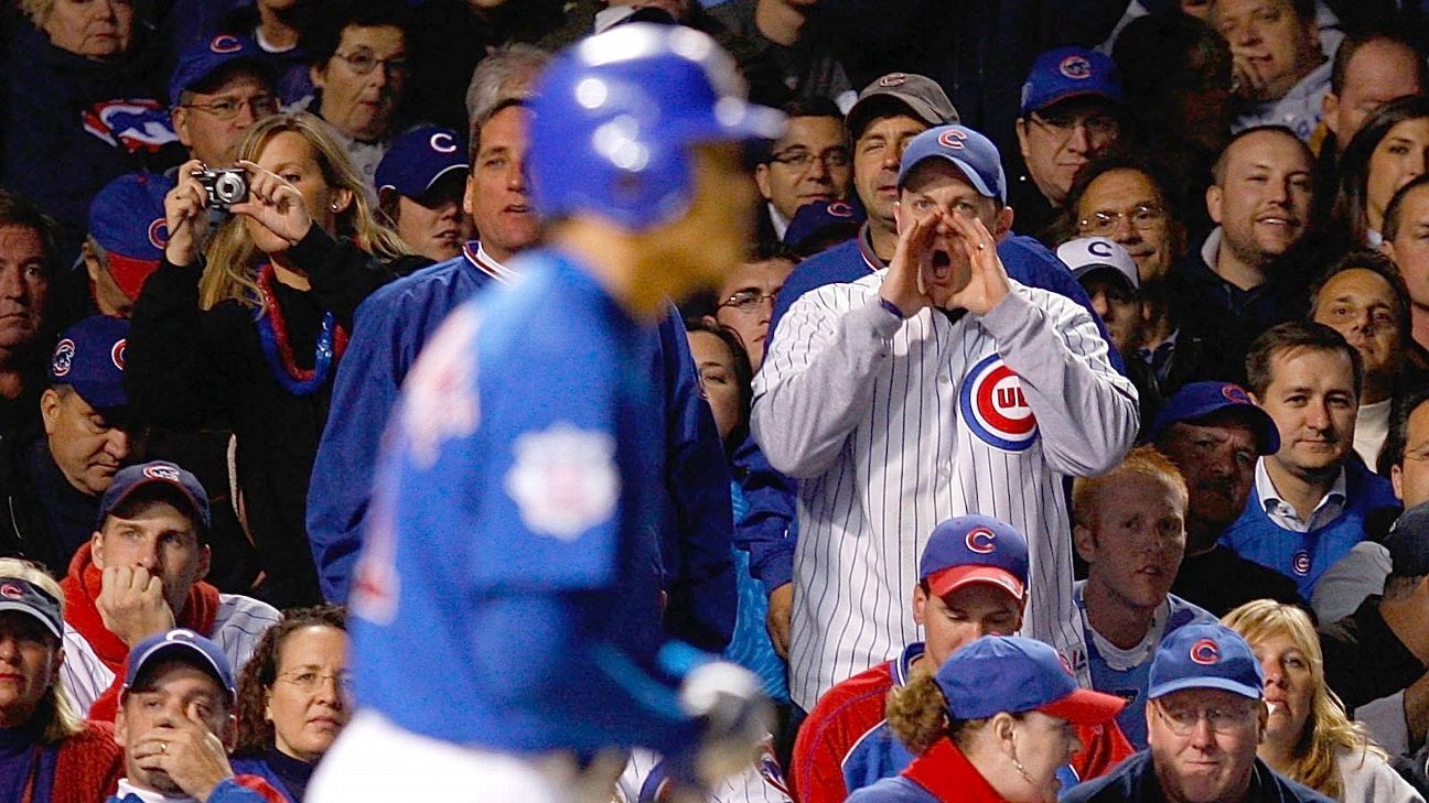 The View from Section 416 -- Debunking the Chicago Cubs' curses