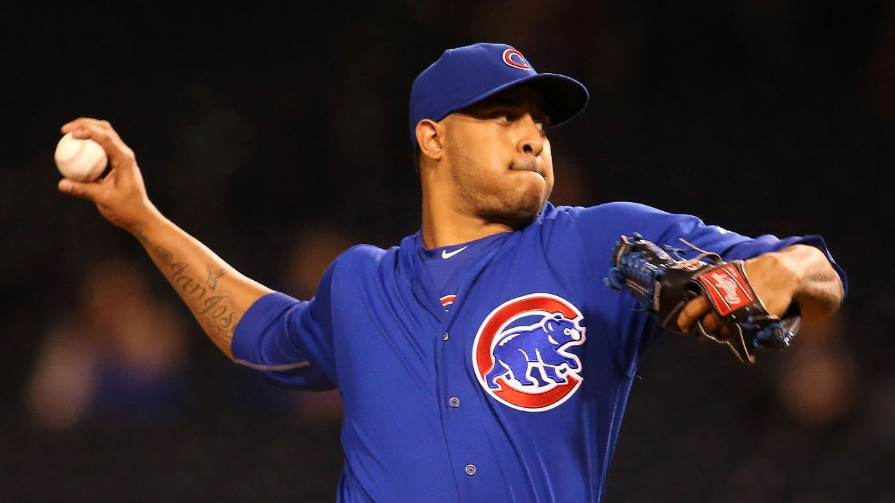 Chicago Cubs' playoff roster starts to take shape - Chicago Cubs Blog- ESPN