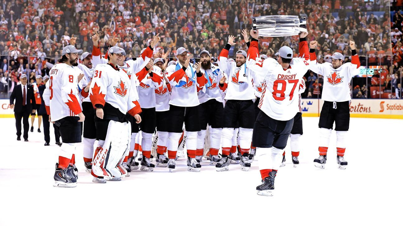 Team Canada continues its run of dominance with World Cup win