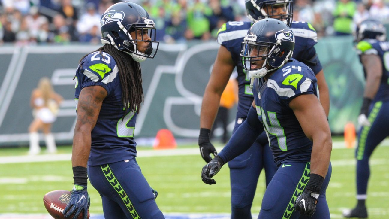 Seahawks are league's scariest team, and now they get a week off to heal
