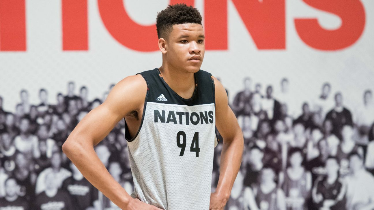 Kevin Knox, five-star recruit, chooses Kentucky over ...