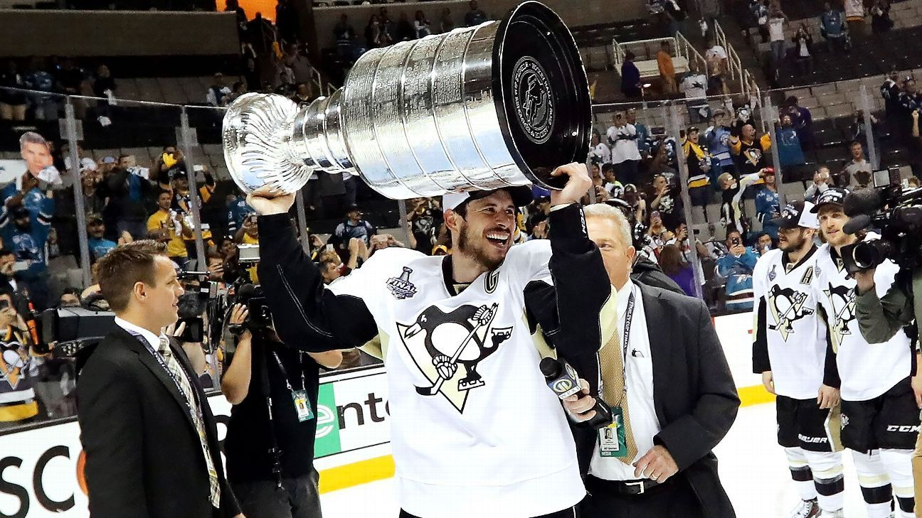 Penguins star Sidney Crosby making season debut Tuesday