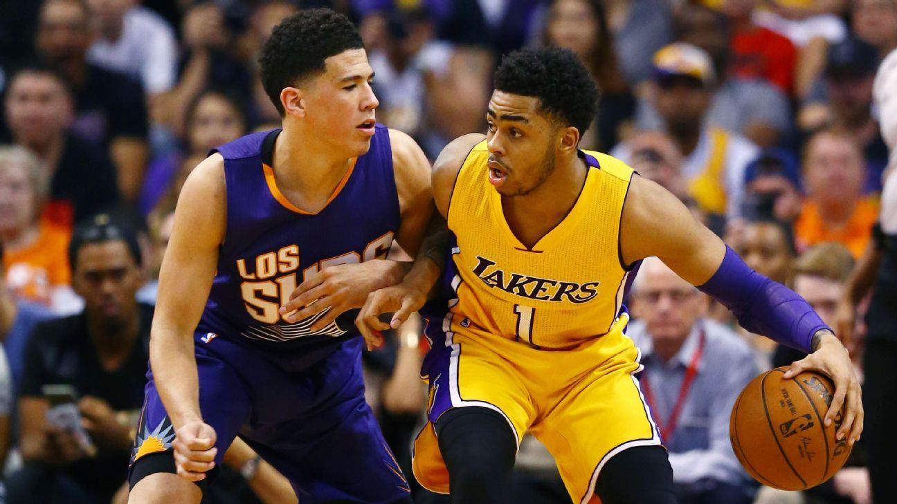 Ranking Karl-Anthony Towns, Kristaps Porzingis, Devin Booker and NBA sophomores on future potential