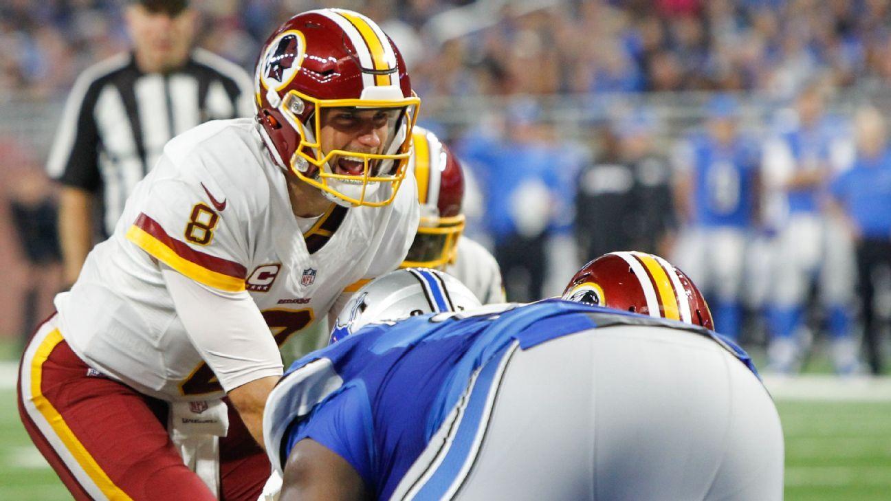 Systematic Success Links Kirk Cousins, Andy Dalton  Washington Redskins  Blog Espn