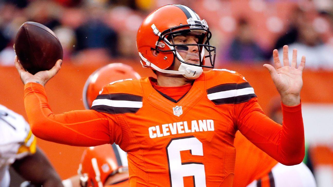 Cleveland Browns Trade Quarterback Cody Kessler To