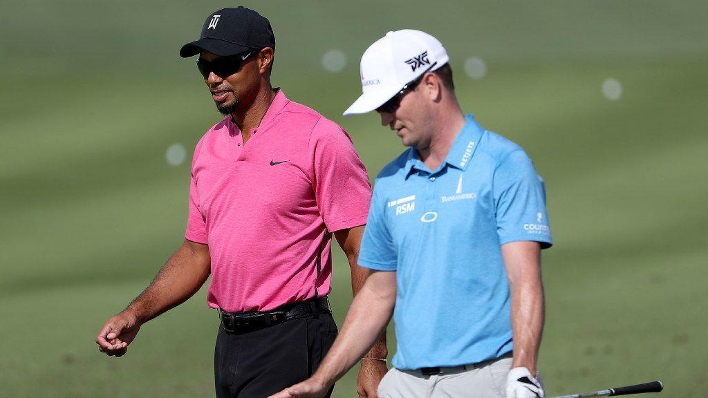 U.S. Ryder Cup stars' plea: 'Make Tiger Great Again'