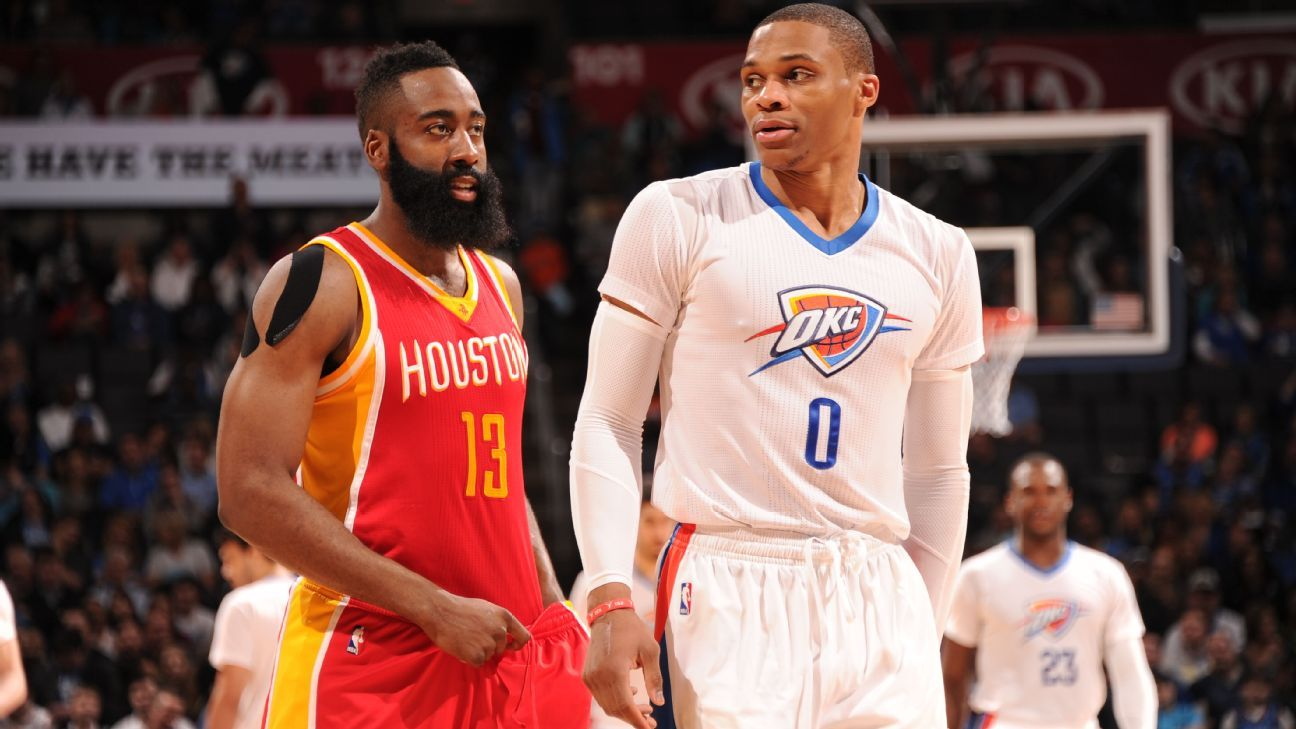 Ranking top four MVP candidates, based on advanced stats