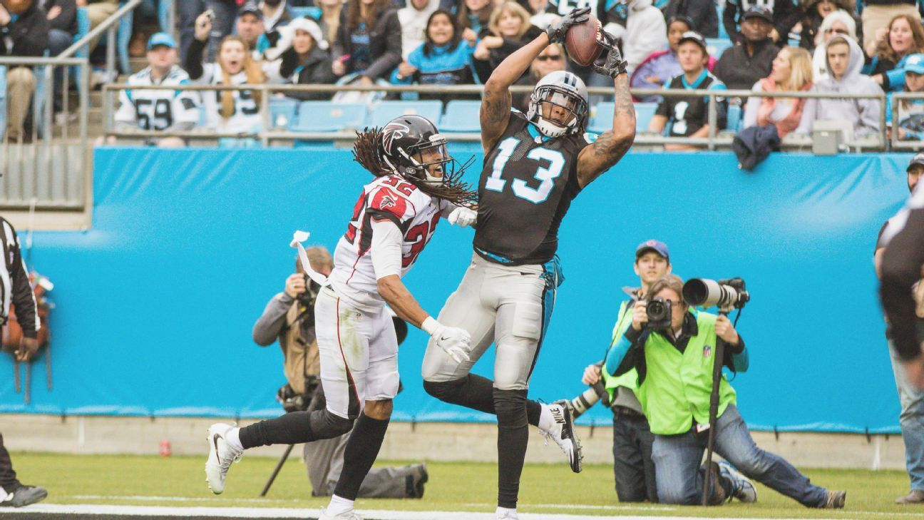 One emotional play showed what Kelvin Benjamin can be for Panthers