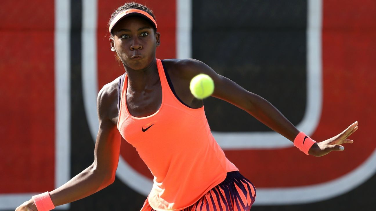 Tennis - Why 12-year-old Cori Gauff thinks she'll be the ...
