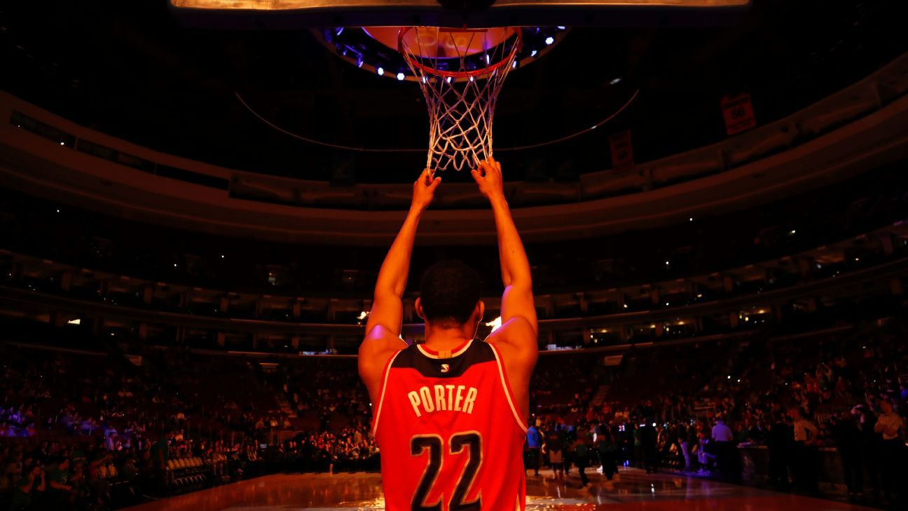 Fantasy hoops -- How high is Otto Porter Jr.'s ceiling?