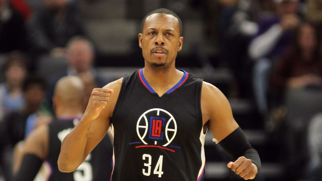 espn.com - ESPN.com - NBA players pay respects to Paul Pierce after 19-year career comes to a close