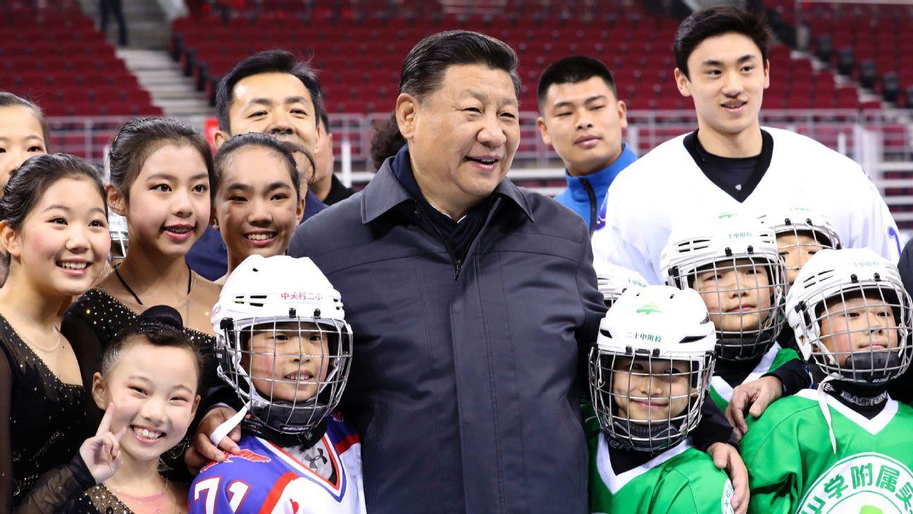 How The New York Islanders Are Helping China's Hockey Revolution (video)