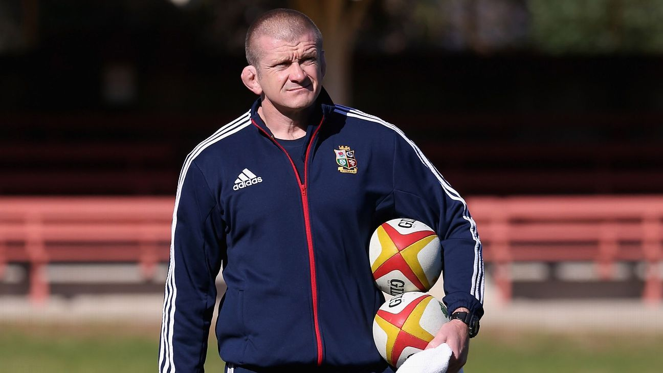 Rowntree: This the best Lions squad for 30 years