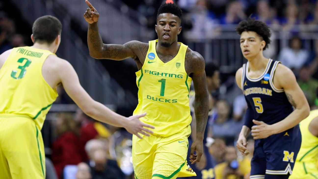 Ducks prove they're not done, even without Chris Boucher