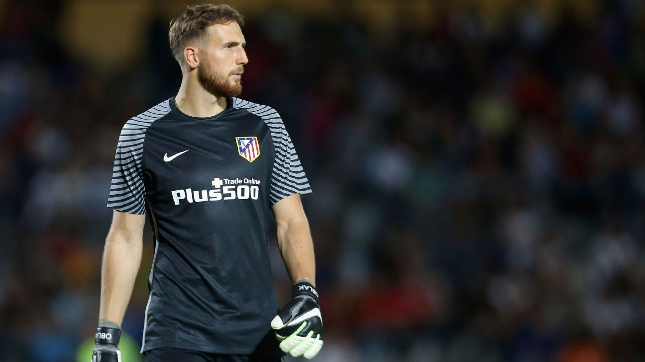 Atletico Madrid s Jan Oblak unsure of future beyond current season