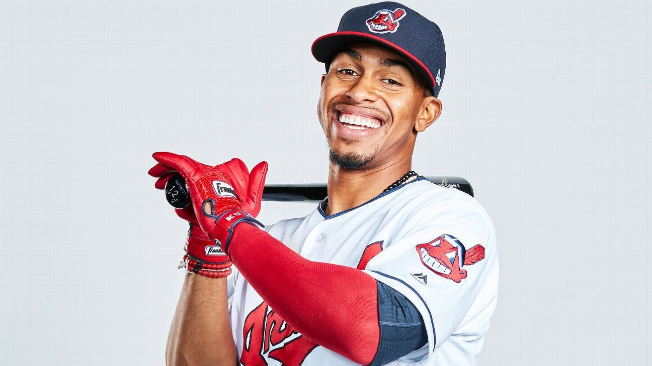 Cleveland Indians shortstop Francisco Lindor is baseball's next big thing