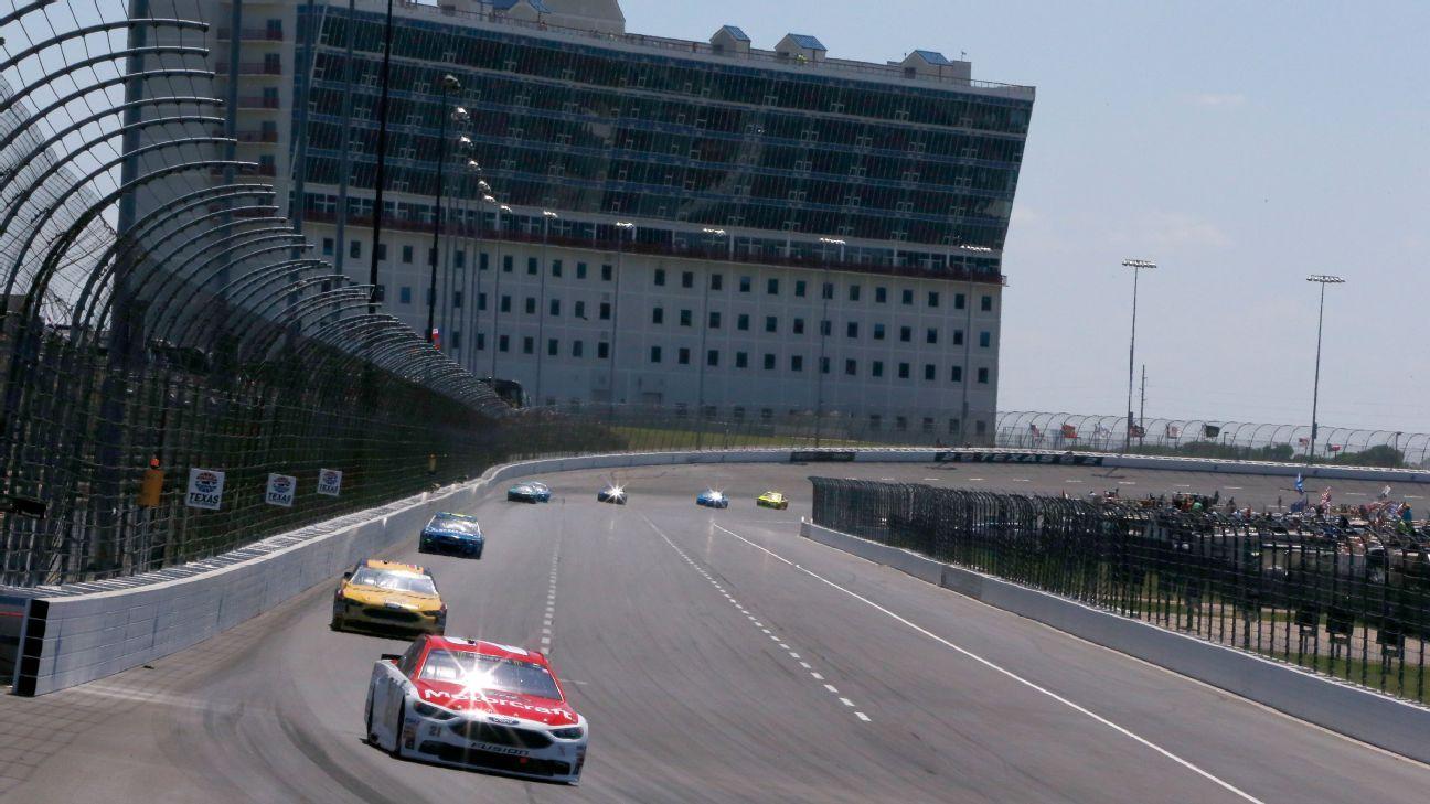 Texas motor speedway enhances benefits for 2018 season for Nascar race tickets texas motor speedway