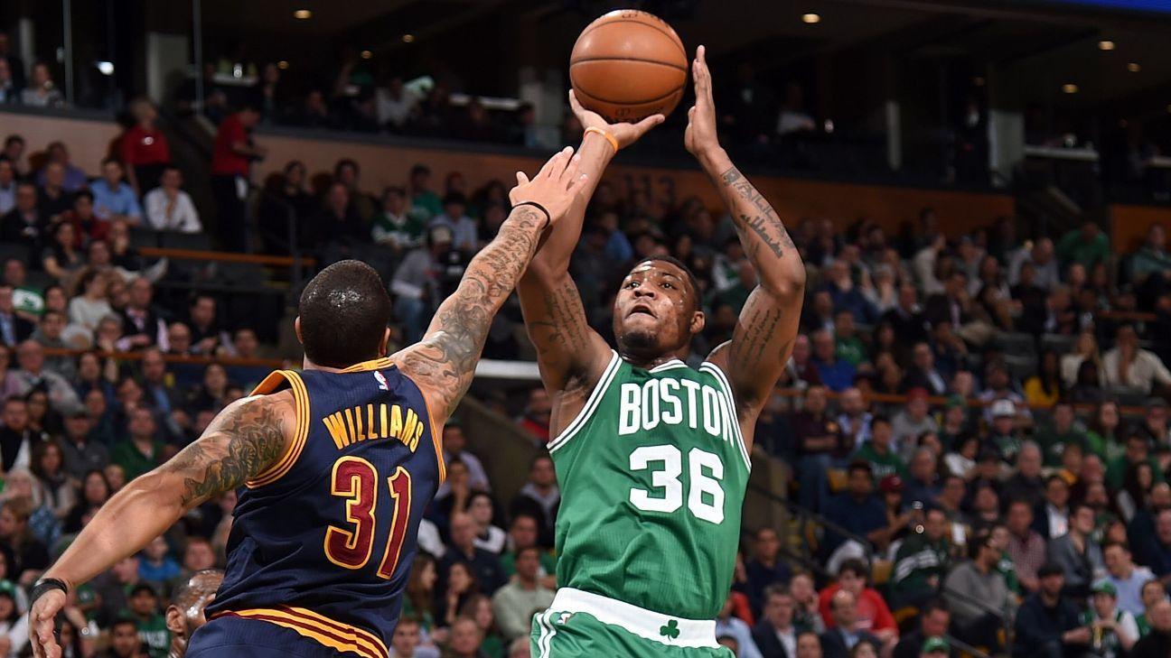 Marcus Smart's sizzling shot arrives just in time for Celtics