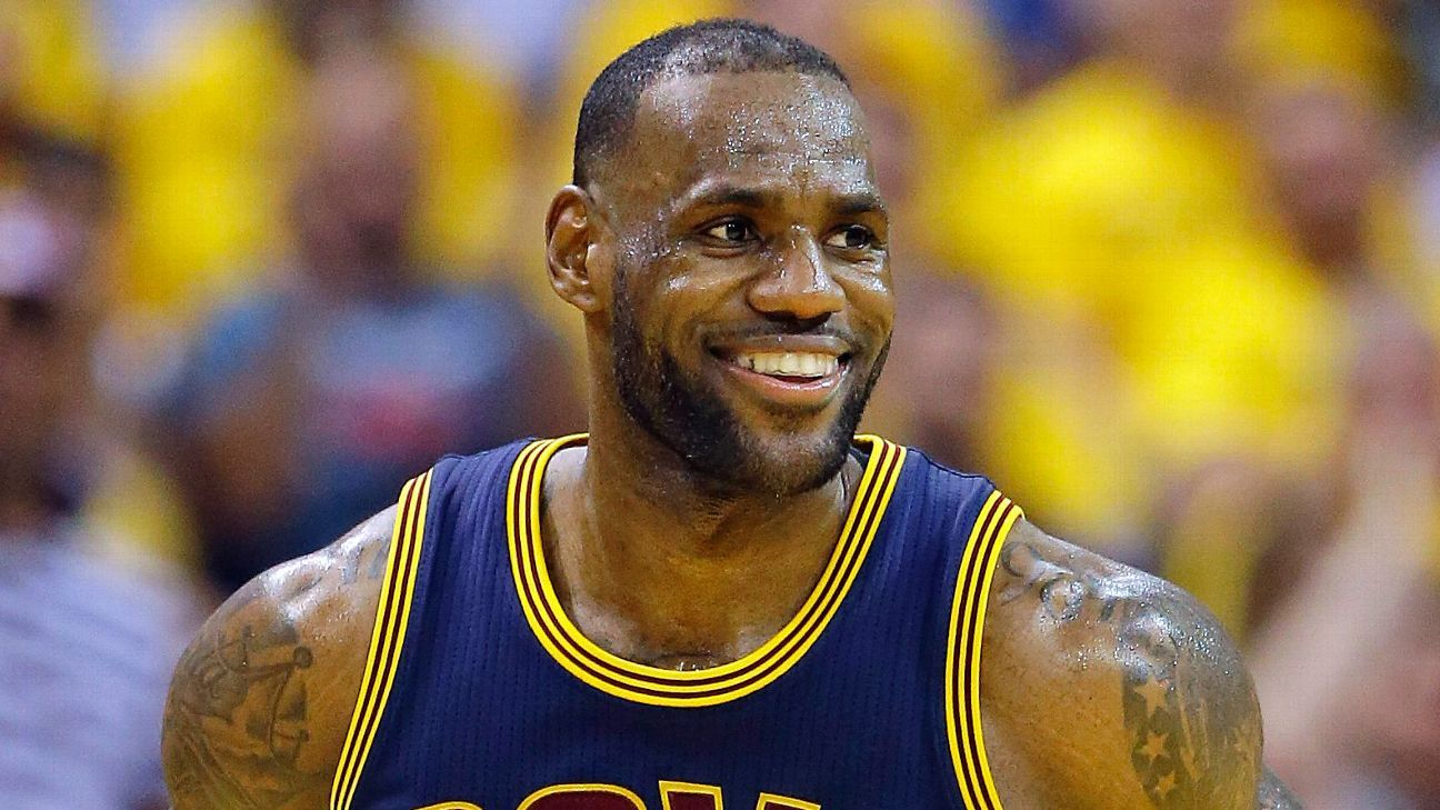 LeBron lifts Cavs to historic second-half rally