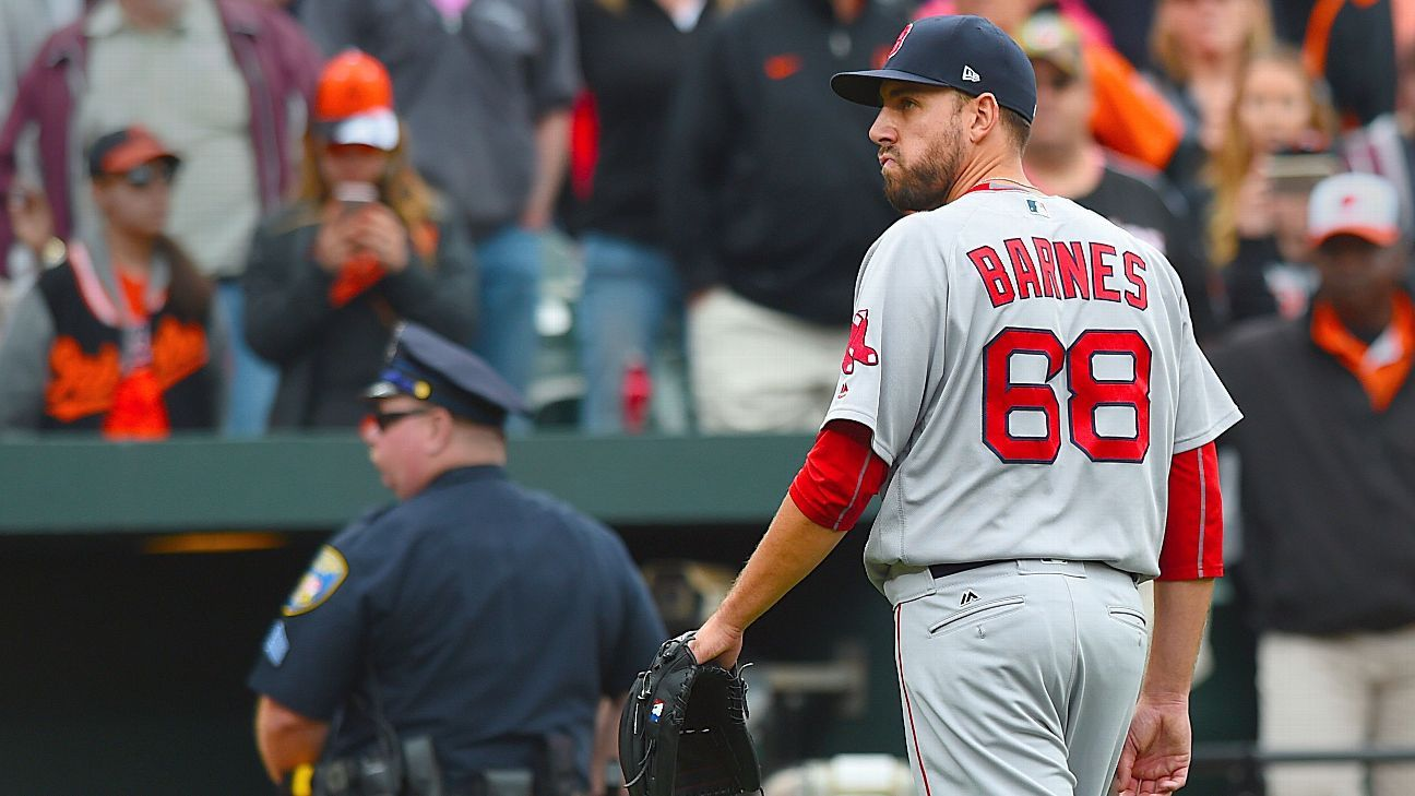 'Mishandled' Red Sox-Orioles situation far from being resolved