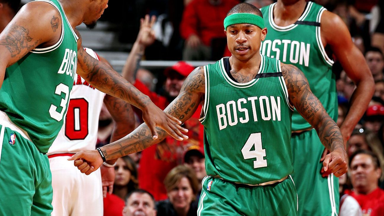 Isaiah Thomas after big night vs. Bulls: 'Not one man can guard me'