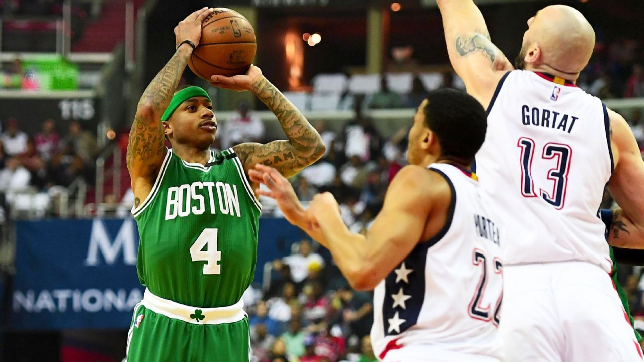 Boston Celtics' Isaiah Thomas frustrated by lack of ...