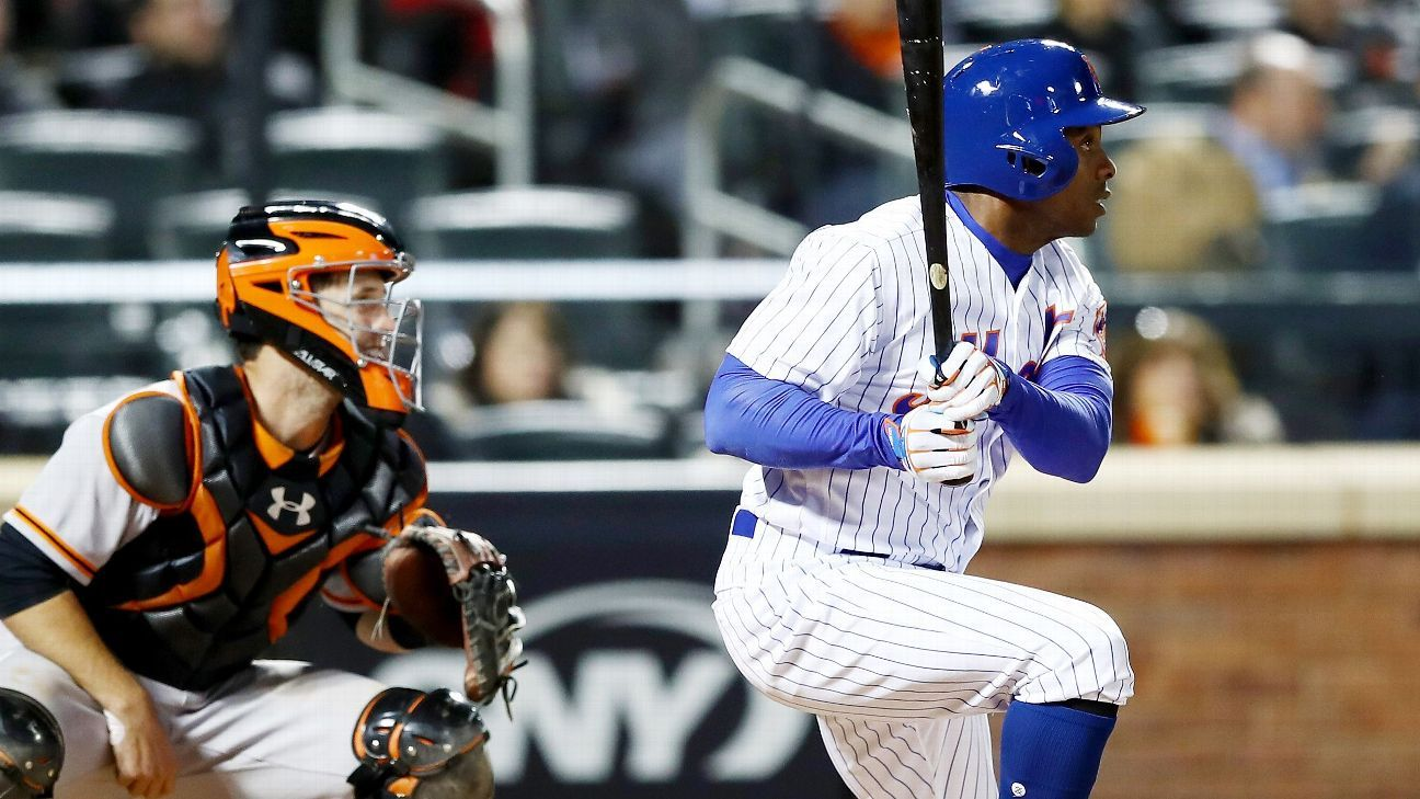 Los Angeles Dodgers acquire Curtis Granderson from New York Mets