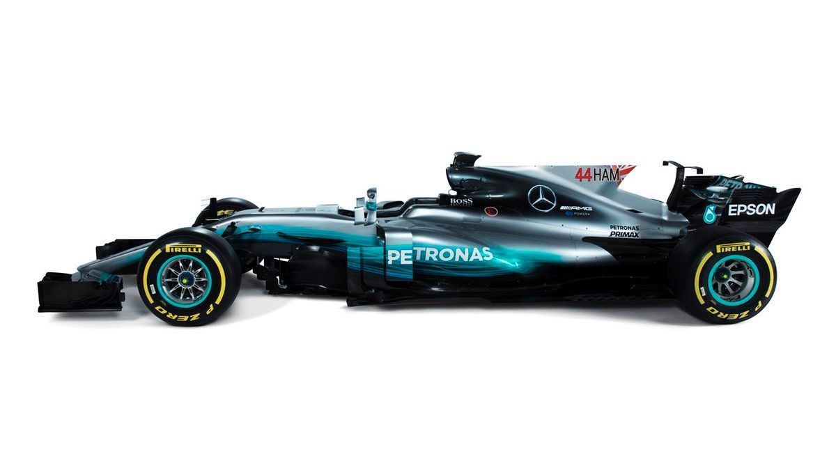 Mercedes Reveals What F1 S New Car Number And Name Display Will