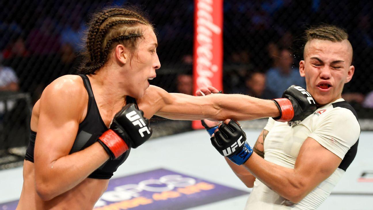 Joanna Jedrzejczyk Fight Journal - Road to UFC 211 and ...