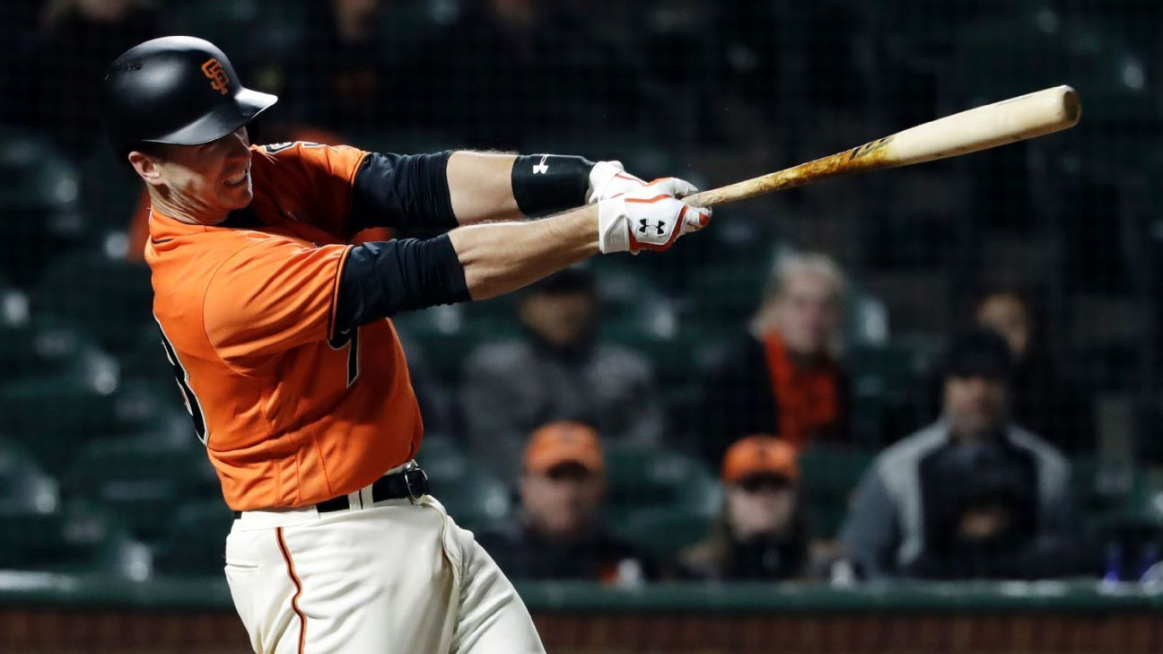 Is Buster Posey having the strangest season ever?