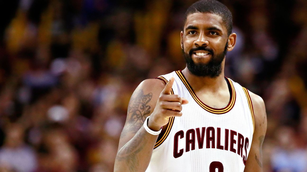 Zach Lowe on Kyrie Irving, the Cleveland Cavaliers and ...