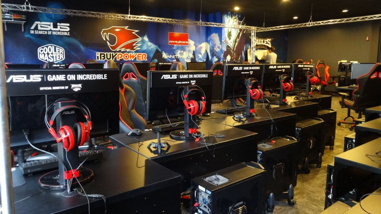 Colleges Increasingly Catching The Esports Wave