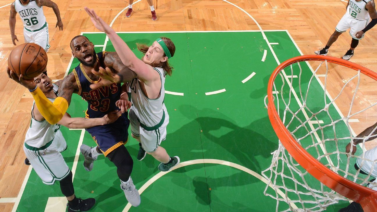 Horford: C's must 'keep growing' to catch Cavs