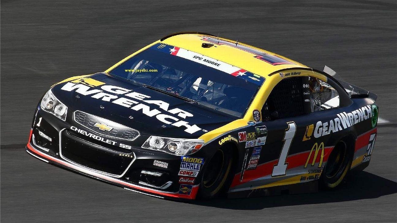 2017 Coca-Cola 600 NASCAR Cup Paint Schemes