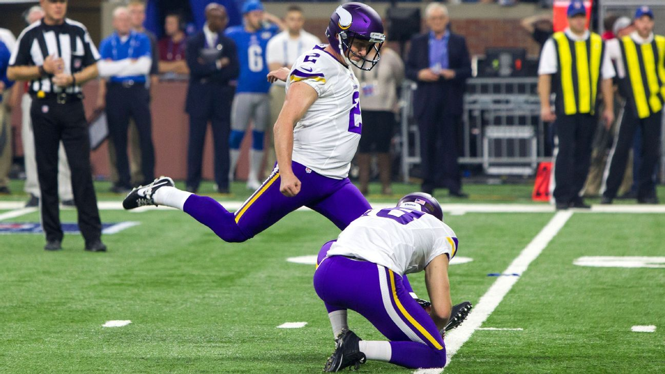 Vikings trying to fix red-zone issues that cost them in 2016