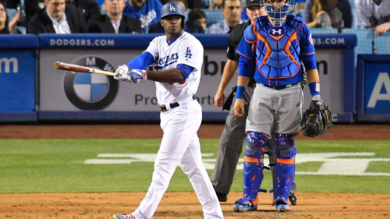 Real or not? It's OK Yasiel Puig and Jarrod Dyson broke unwritten rules