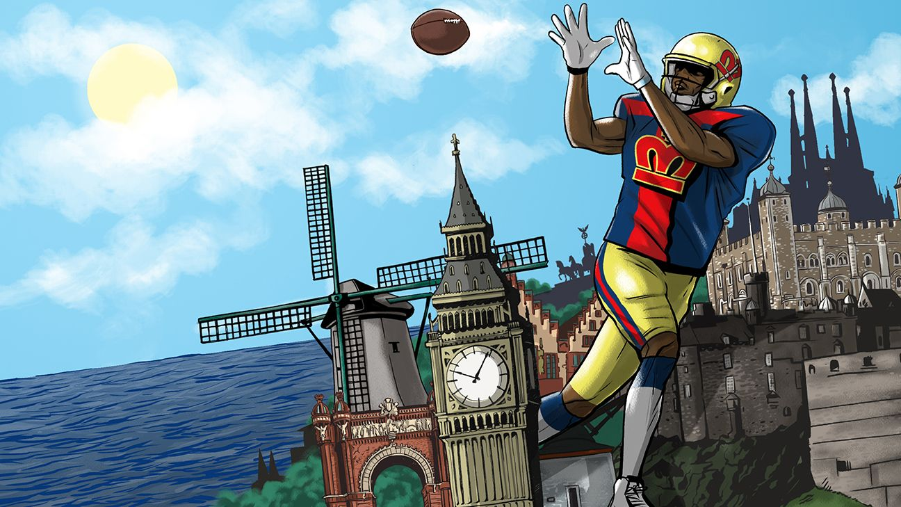 10 years after NFL Europe's demise, alumni remember league fondly
