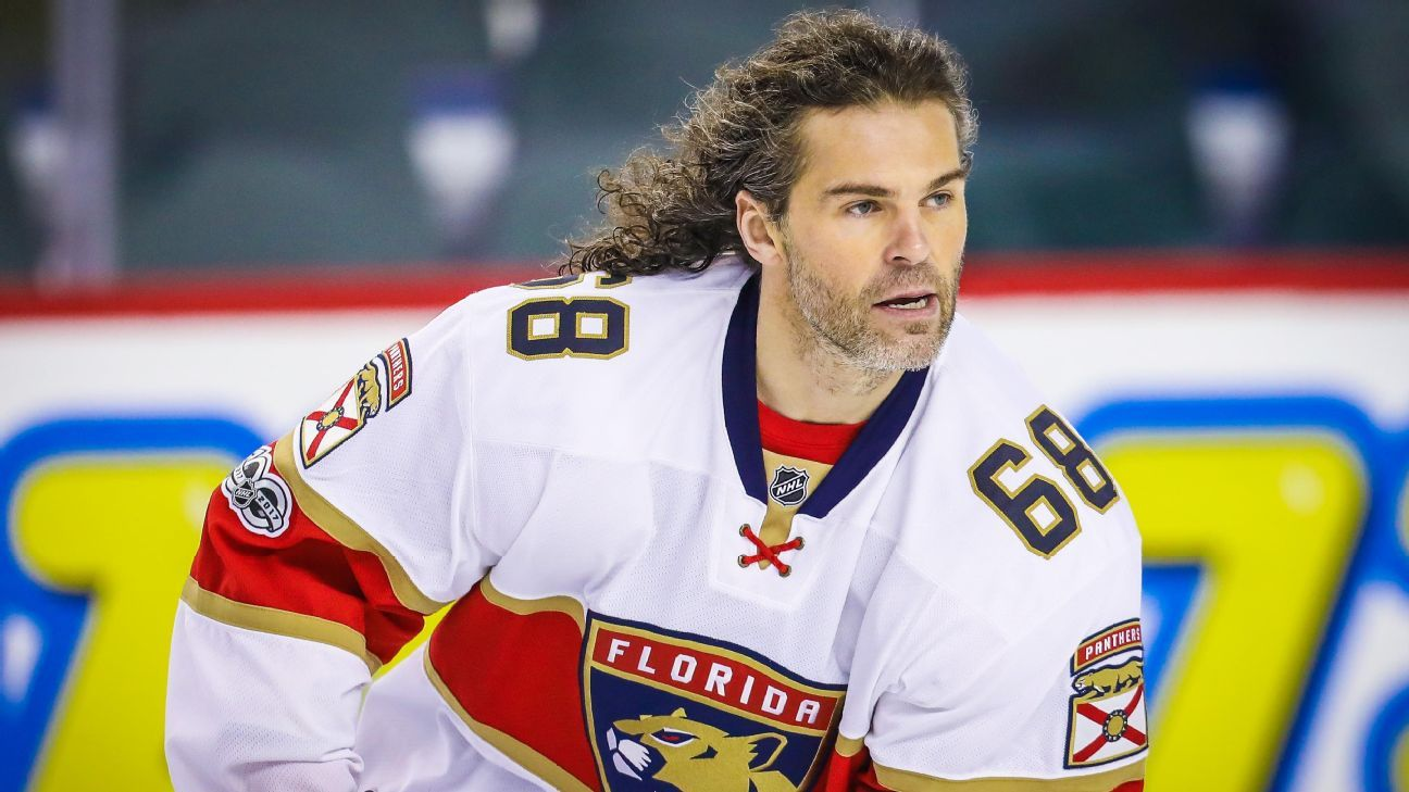 Jaromir Jagr still doesn't have job in NHL, weighs Europe