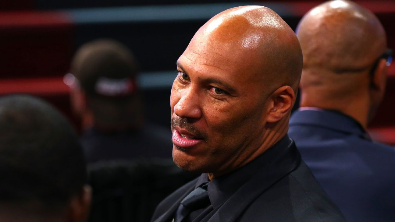LaVar on Trump's role in UCLA incident: 'Who?'