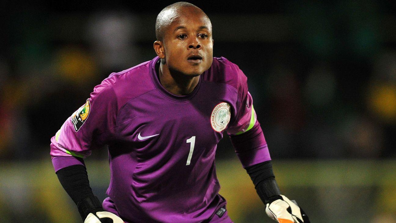 Ezenwa to start for Nigeria vs Cameroon confirms Rohr