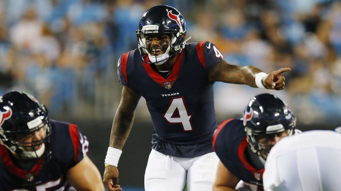 Houston Texans Coach Bill O Brien Impressed By Qb Deshaun