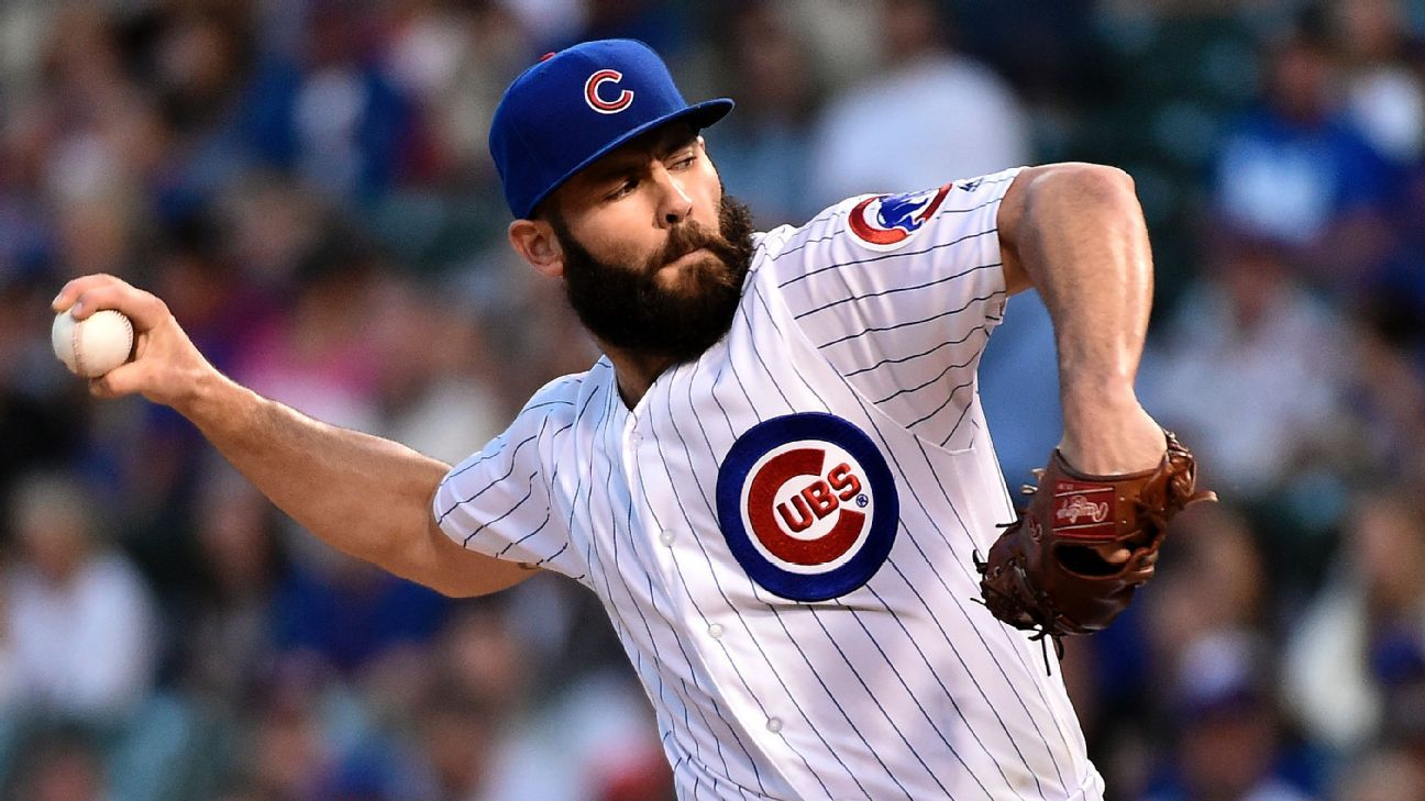'I'm going to make the most of it': Jake Arrieta reflects ahead of potential last ride with Cubs