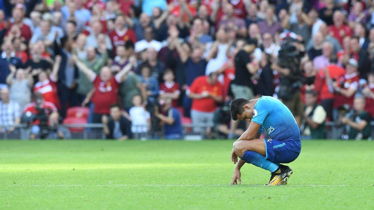 La situación de Alexis Sánchez, un desastre para Wenger y Arsenal