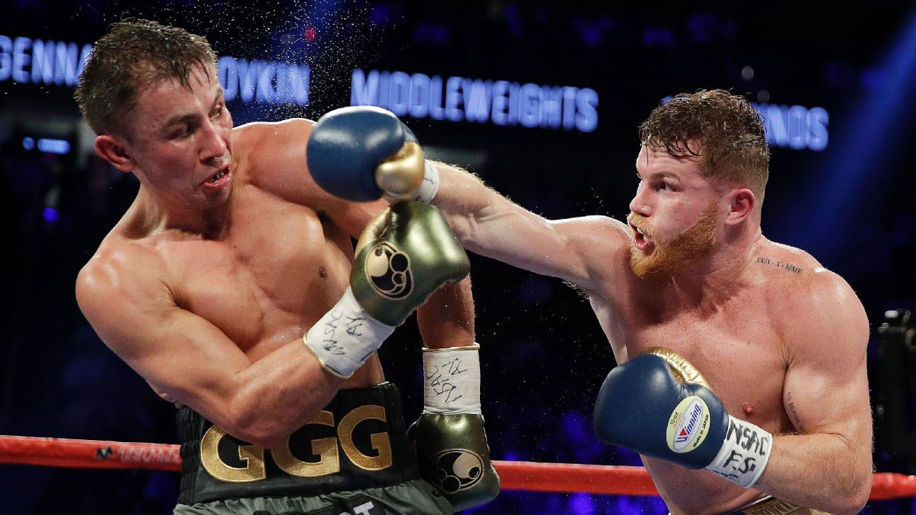 Esteves to ref GGG-Canelo fight; judges named