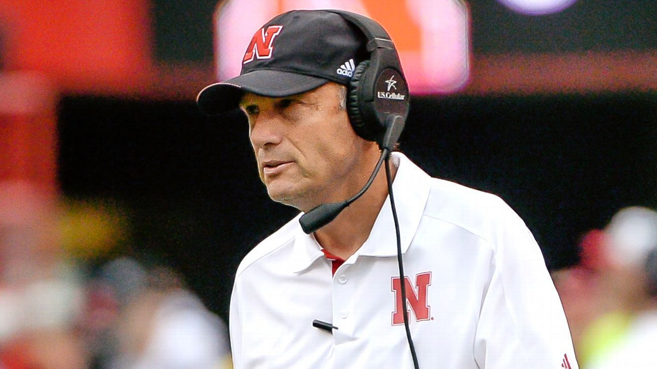 Nebraska Cornhuskers coach Mike Riley now has an uncertain ...